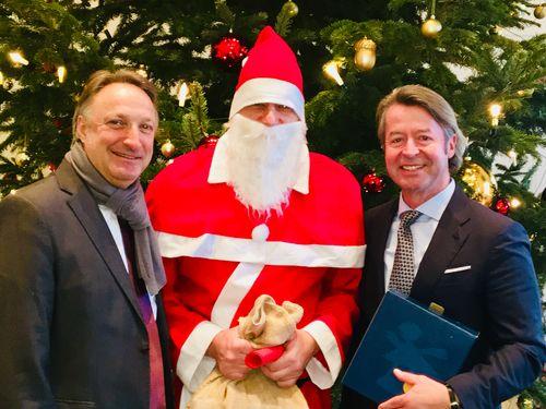 Weihnachten im DHZB
